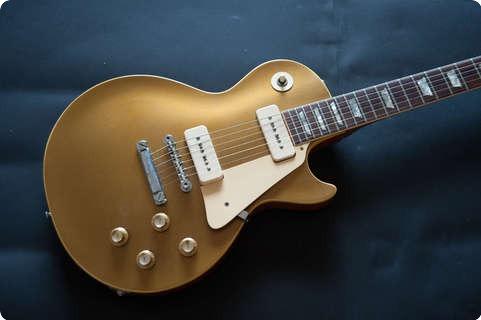 gibson les paul standard 1968 gold guitar for sale guitaravenue ltd. Black Bedroom Furniture Sets. Home Design Ideas