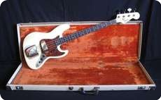 Fender Jazz 1964 Olympic White