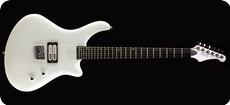 Zeal Guitars Hydra 2014 Eggshell White