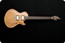 Zeal Guitars Psyche 2015 Highgloss