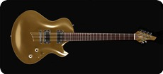 Zeal Guitars Cupido 2015 Solid Golden Brass Topping