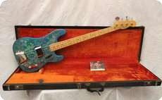 Fender Telecaster Bass 1968 Blue Flower