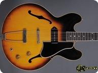 Gibson ES 330 T 1960 Sunburst