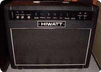 Hiwatt Custom 100 Combo Mod SA212 1978