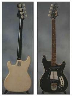 Hagstrom Bass I 1969