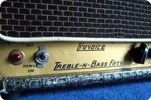 Selmer TRUVOICE Treble n Bass 1963 Croc Skin