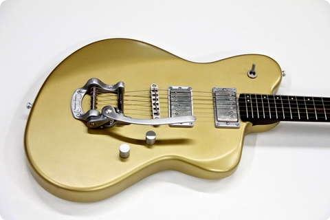 Henman Guitars Mod Honey Gold