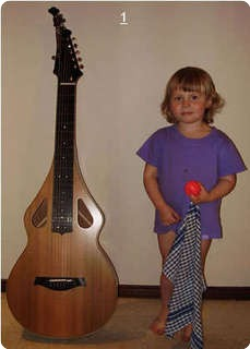 Worthy Guitars Wintonbeast 2014