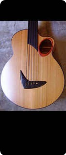 Worthy Guitars Custom 5 String Bass 2014