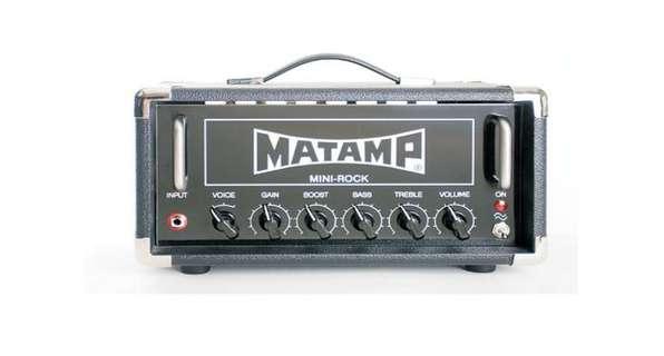 Matamp Mini Rock