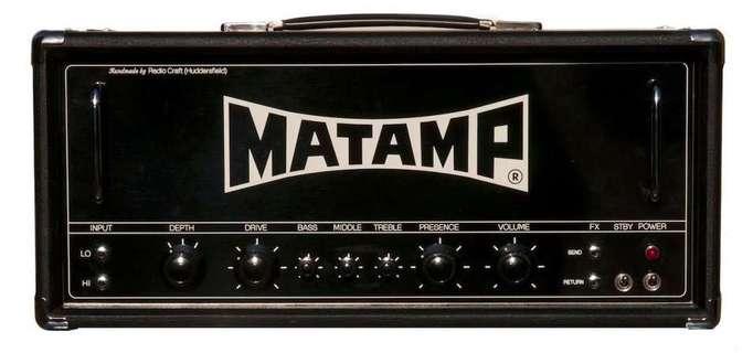Matamp Gt200