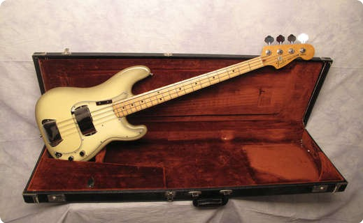 Fender Precision 1978 Antigua