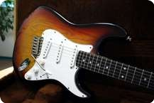 Smitty Custom Guitars S Style Sunburst
