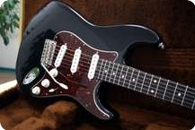 Smitty Custom Guitars S Style Black
