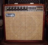 Mesa Boogie MKIIB 1981 Wood Exotic