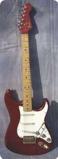 Fender The Strat 1980