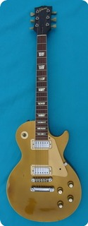 Gibson Les Paul Deluxe Gold Top 1970 Gold Top