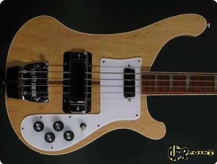 Rickenbacker 4001 1976 Mapleglo (natural)