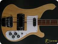 Rickenbacker 4001 1976 Mapleglo Natural