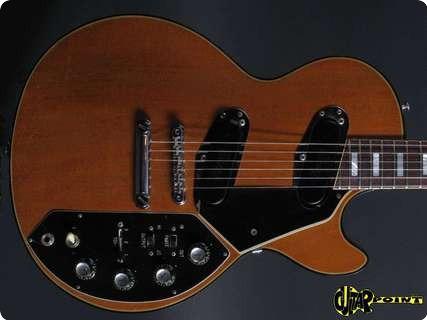 Gibson Les Paul Recording 1972 Mahagony Natural