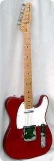 Fender Telecaster 1978 Cimarron Red