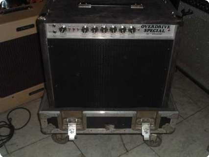 Dumble Super Overdrive Combo 1989