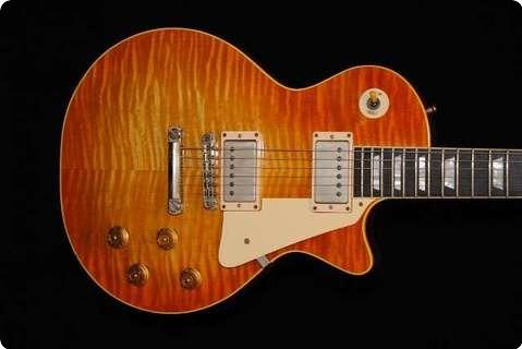 Dgn Custom Guitars Paragon '59 Faded Burst