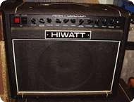 Hiwatt LEAD 50R 1980 Black