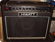 Hiwatt LEAD 50R 1980 Black