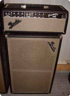 Fender Bassman 1965 Black Face
