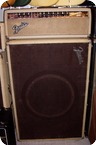 Fender SHOWMAN 1964 White Blond