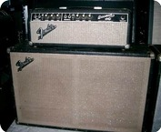 Fender Bassman 1967 Black Face