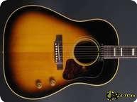 Gibson J 160E 1954 Sunburst