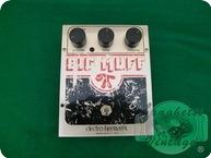 Electro Harmonix Big Muff Rams Head Handmade Conversion By VGE 2013