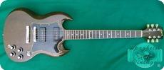 Gibson SG Special Walnut Stop Bar Conversion No Volute HSC 1968 Walnut