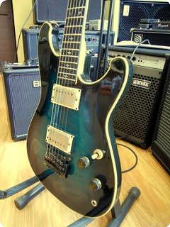 Ibanez Roadster Ii Rs1010sl Steve Lukather  Turquois Burst