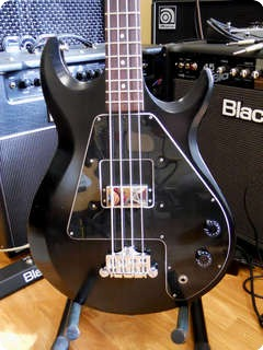 Gibson Grabber Ii Limited Edition Black