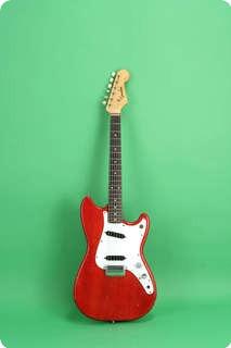Fender Duosonic 1963 Cherry Red