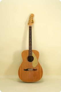 Fender Malibu 1969 Natural