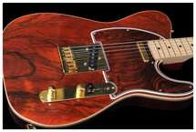 Crow Walnut Tele Crow