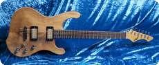 Schloff Guitars Incas 59 Semi Solid 1996 Natural
