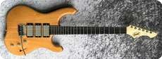 Schloff Guitars Incas 2006 Natural