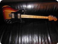 Fender Telecaster Deluxe 1974 Sunburst