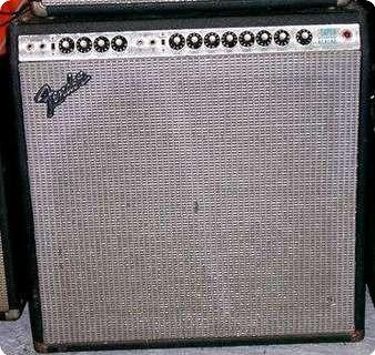 Fender Super Reverb 1977 Black