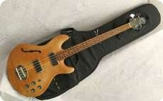 Lakland Semi Hollowbody Bass Ex John Entwistle Natural