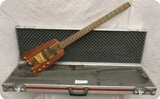 Warwick Headless Ex John Entwistle Natural