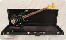 Music Man Stingray 1980 Black