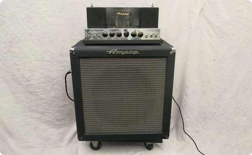 ampeg b15 nb 1963 blue tolex amp for sale andy baxter bass guitars ltd. Black Bedroom Furniture Sets. Home Design Ideas