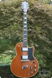 Drums For Sale >> Guild Bluebird M 75 Les Paul Version Solid Body, All Mahogany 1974 Guitar For Sale The ...