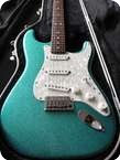 Fender Stratocaster Limited Edition 1 Of 100 2001 Turquoise Sparkle